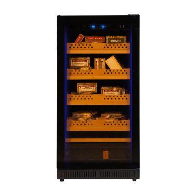 Electronic Cigar Humidor Cooler Cabinet