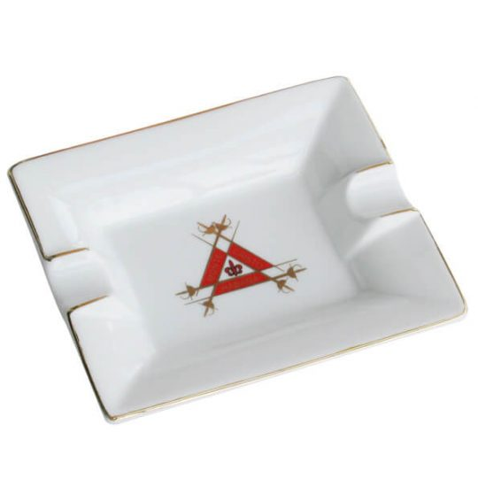 Montecristo Ceramic Cigar Ashtray CA-002