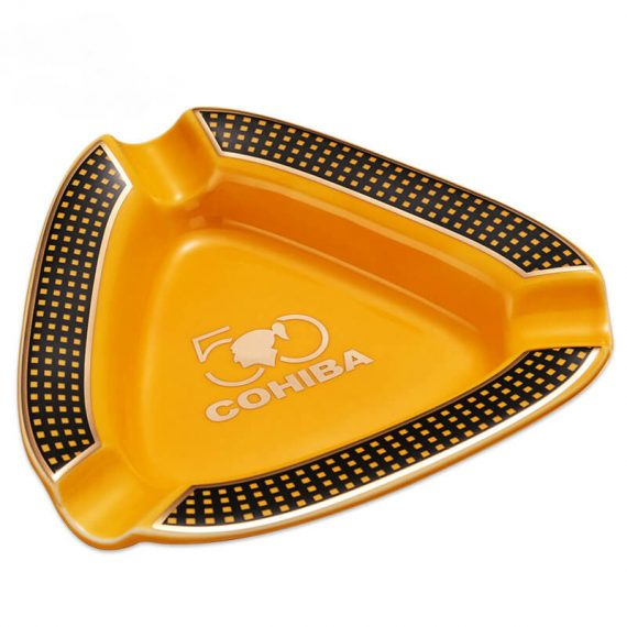 Cohiba Triangle Ceramic Cigar Ashtray CA-003