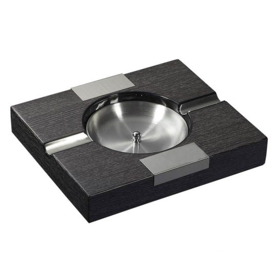 Wood Finish Cigar Ashtray CA-018