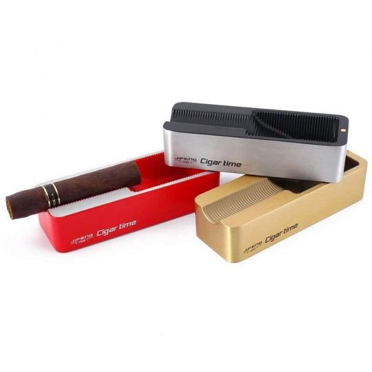 Portable Metal Cigar Ashtray CA-032