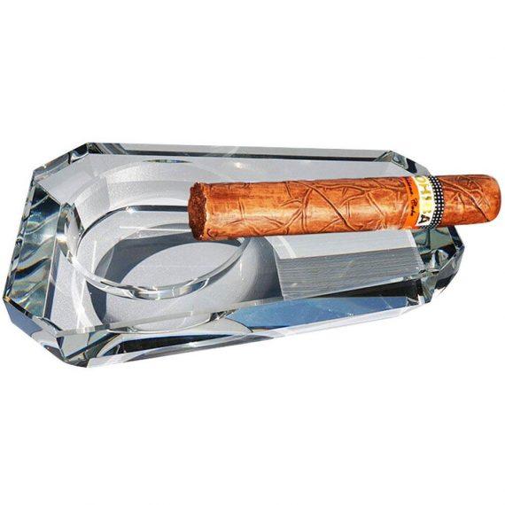 Cigar Crystal Ashtray CA-045