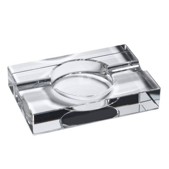 Rectangle Cigar Crystal Ashtray CA-048