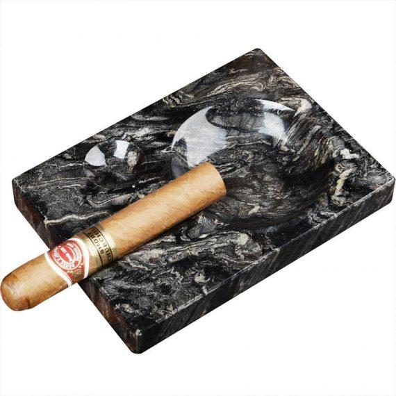 Marble Stone Cigar Ashtray CA-061