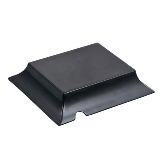 Square Black Cigar Ashtray CA-072