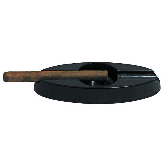 Oval Melamine Cigar Ashtray CA-073