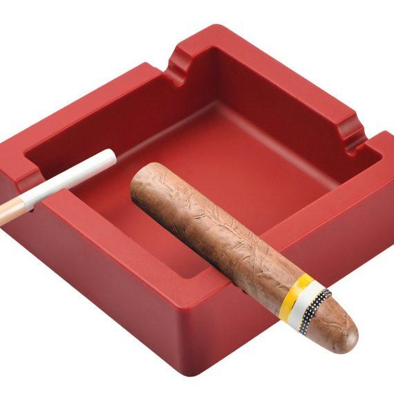 Red Silicon Cigar Ashtray CA-075