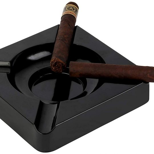 Outdoor Square Cigar Ashtray CA-076