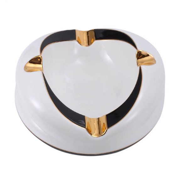Cohiba Oval Ceramic Ashtray CA-014