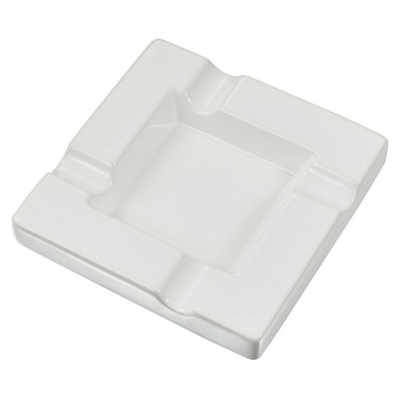 Large Square Ceramic Ashtray CA-015