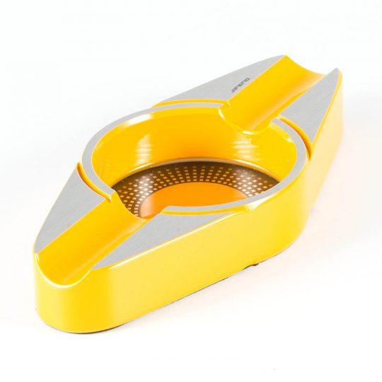 Yellow Metal Cigar Ashtray CA-038