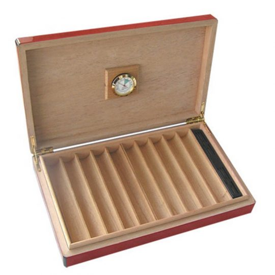 10 Cigars Humidor CH-0274