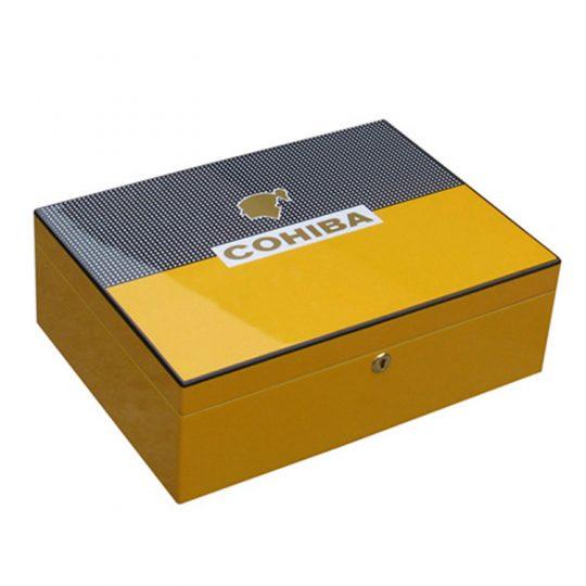 Medium Cohiba Cigar Humidor CH-0360