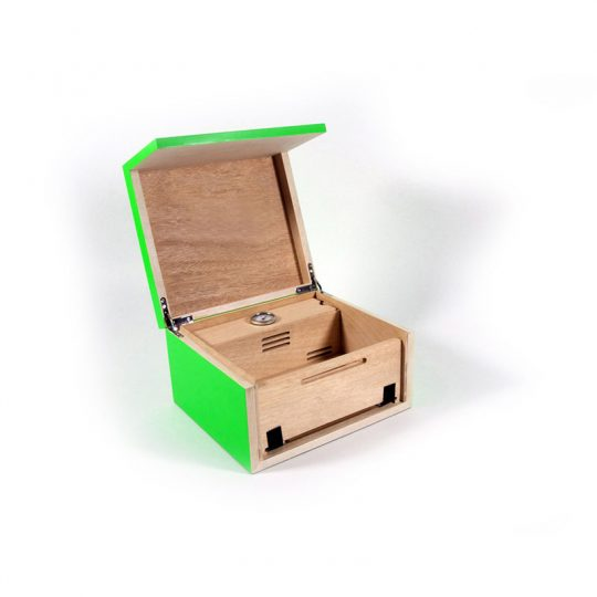 Small Cannabis Storage Humidor Box CH-1339