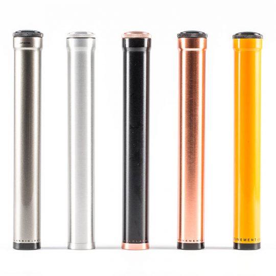 Aluminum Cigar Tube CT-1003