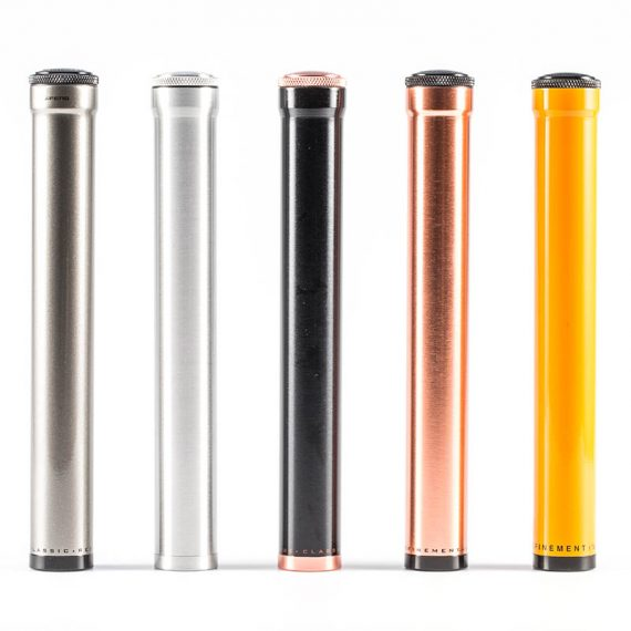 Aluminum Cigar Tube CT-1003
