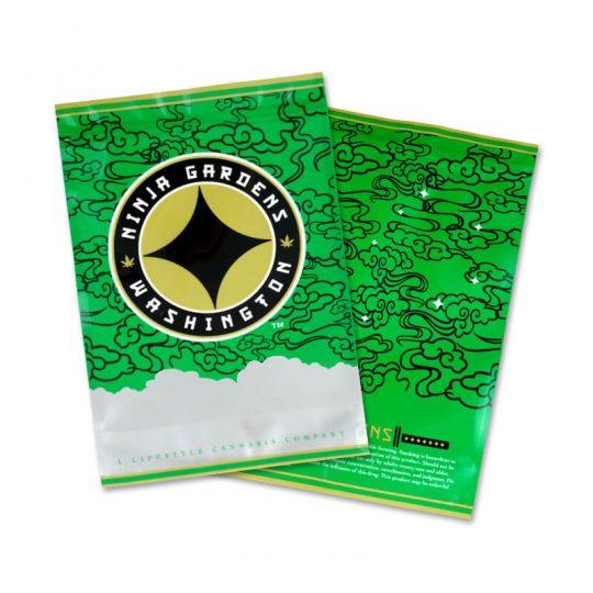 Cannabis Humidor Bag