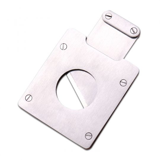 Single Blade Guillotine Cigar Cutter CC-2009