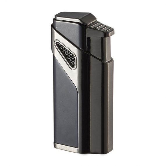 Triple Torch Cigar Lighter with Punch Cutter CL-050