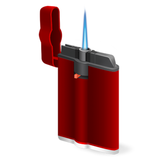 The Thinnest Jet Flame Cigarette Lighter CL-18