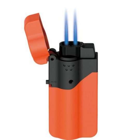 Dual Flame Jet Cigar Lighter CL-19