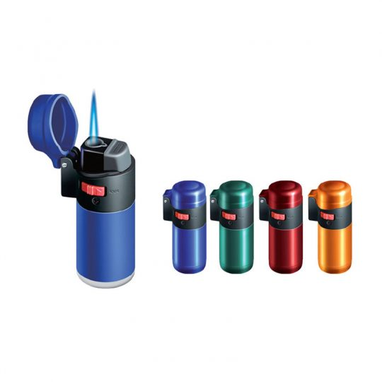Refillable Windproof Jet Flame Lighter CL-1
