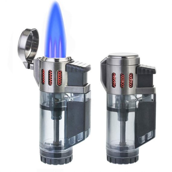 Triple Flame Jet Torch Cigar Lighter CL-20