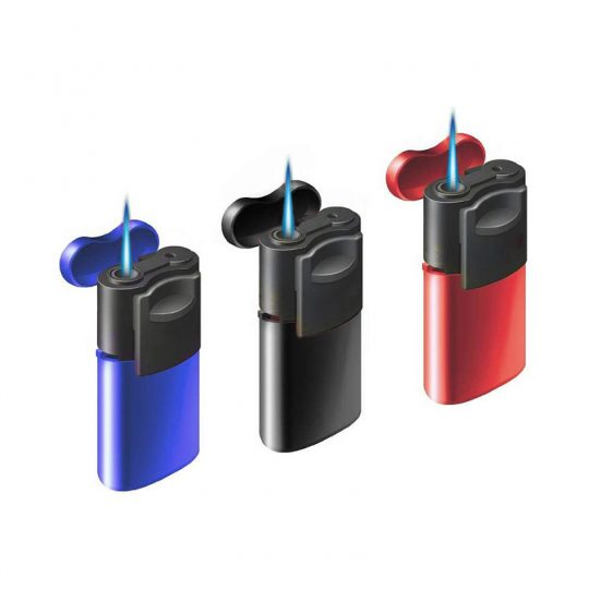 Slim Slider Jet Flame Torch Lighter CL-5