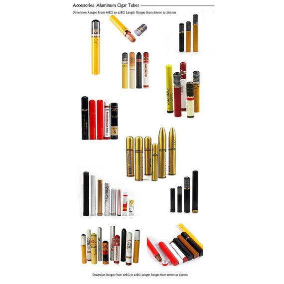 Aluminum Cigar Tubes For Sale