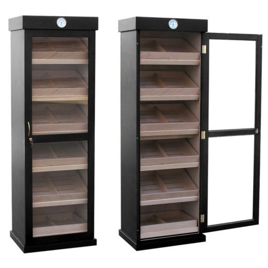 Large Wooden Cabinet Humidor CH-0123