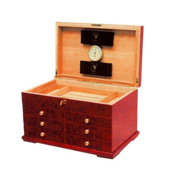300CT Large High Gloss Humidor CH-0188