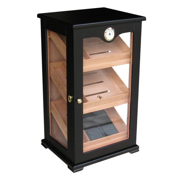 125-Cigar Countertop Display Humidor CH-0233