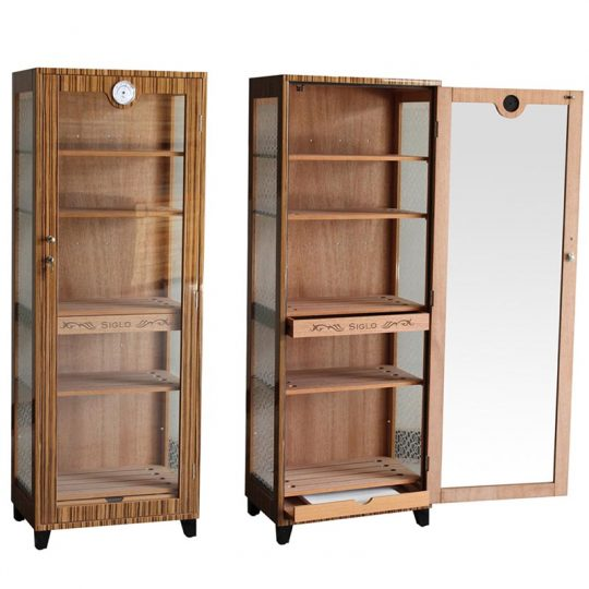 Habanos Wooden Display Humidor Cabinet CH-0595