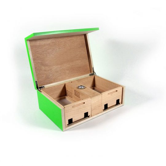 Large Cannabis Storage Humidor CH-1341