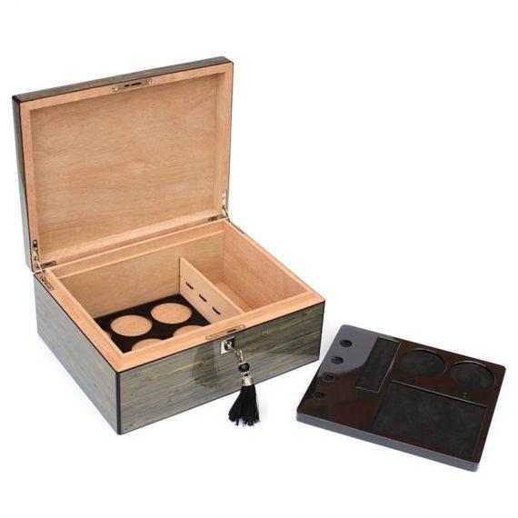 Cannabis Humidor Box CH-1347