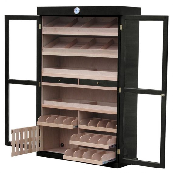 4000CT Large Cigar Cabinet Humidor CH-2005
