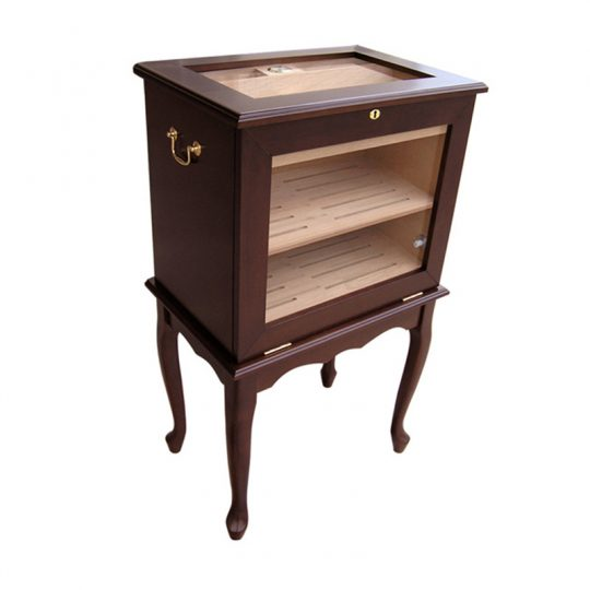 Cigar Glasstop Table Humidor CH-2006