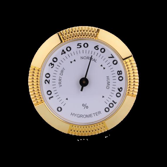 Round Analog Cigar Hygrometer CH-83