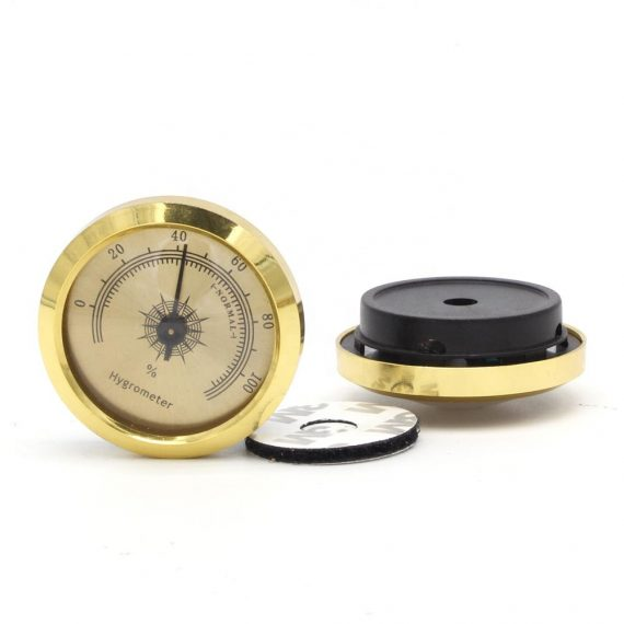 Analog Hygrometer for Cigar Humidor CH-84