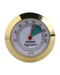 Round Analog Hygrometer for Cigar Humidor CH-87