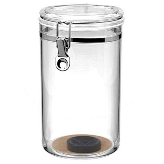 Acrylic Cigar Jar Humidor Case CT-1050