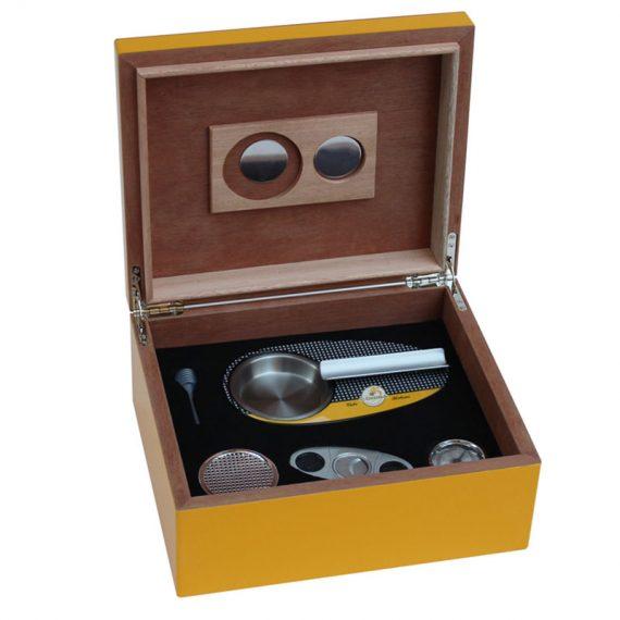 Cohiba Cigar Humidor Gift Set CH-0991G