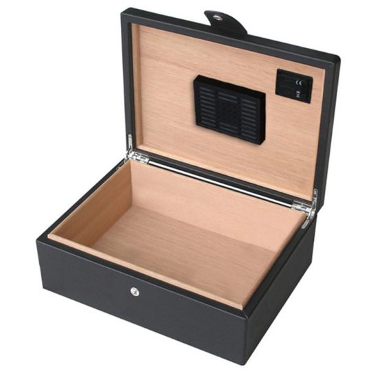 Medium Leather Humidor CH-1037