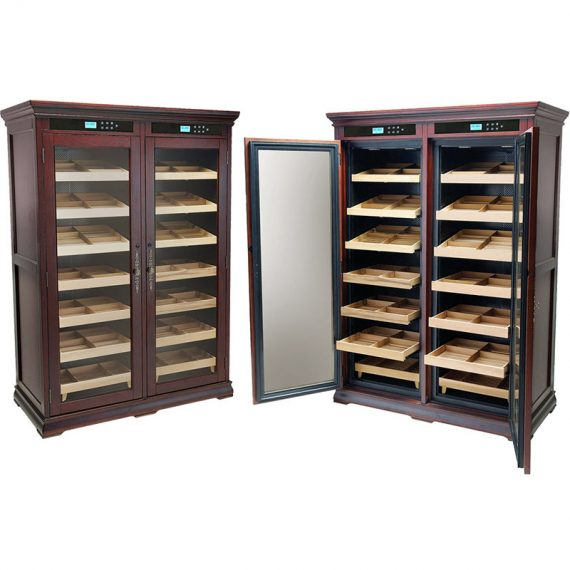 4000CT Cigar Electronic Humidor Cabinet Reagan
