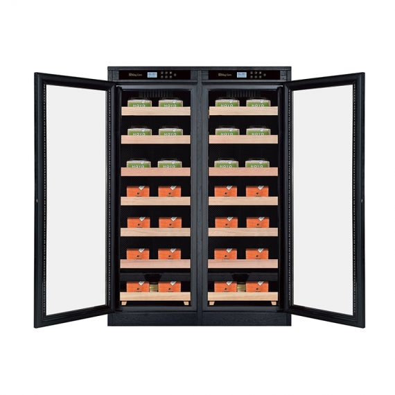 4000CT Reagan Lite Electronic Cigar Humidor Cabinet