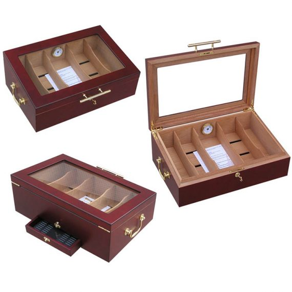 Desktop Display Humidor CH-0137