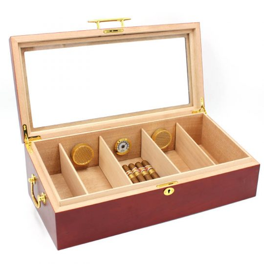 Counter Top Display Humidor CH-0234