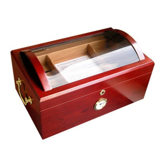 Glass Top Humidor CH-0253