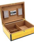 Deluxe Glossy Humidor CH-0289Y