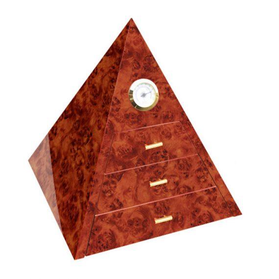 Pyramid Cigar Humidor CH-0373C